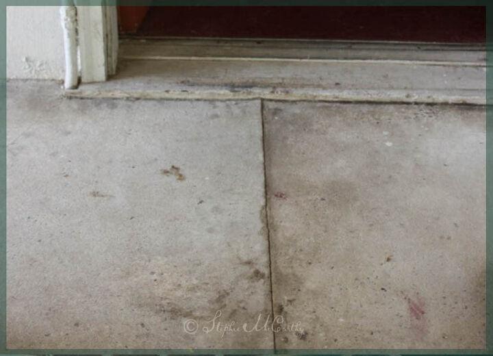 how to paint bricks on concrete