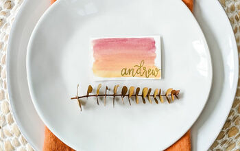 Simple DIY Placecards
