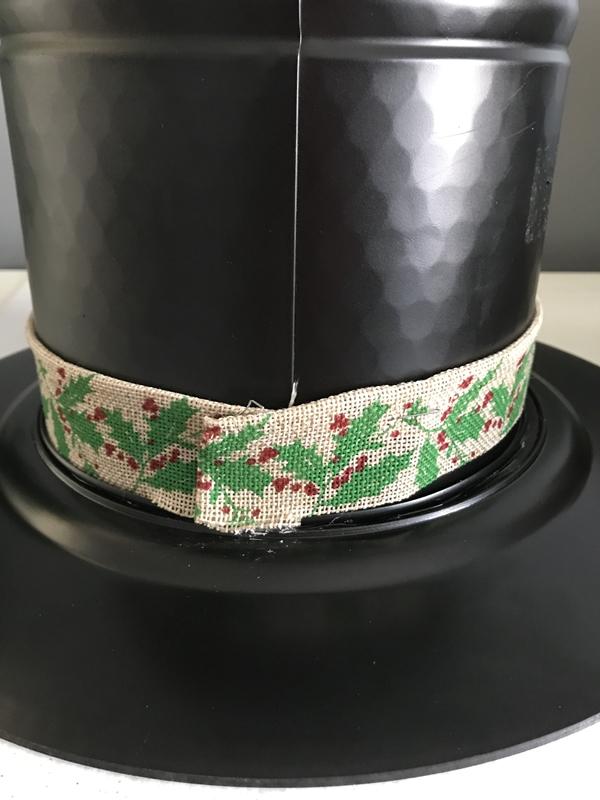 easy diy snowman s hat