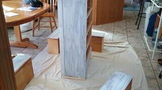 q can i fix my chalk paint job i have starting and stuck what do you say