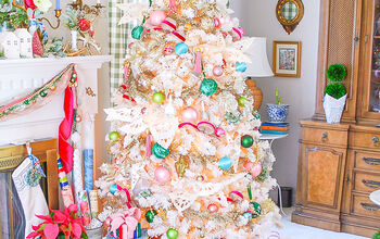 Two Designer Christmas Tree Decorating Tricks