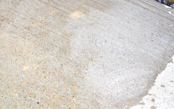 DIY Concrete Patio Cleaner Based On Science!