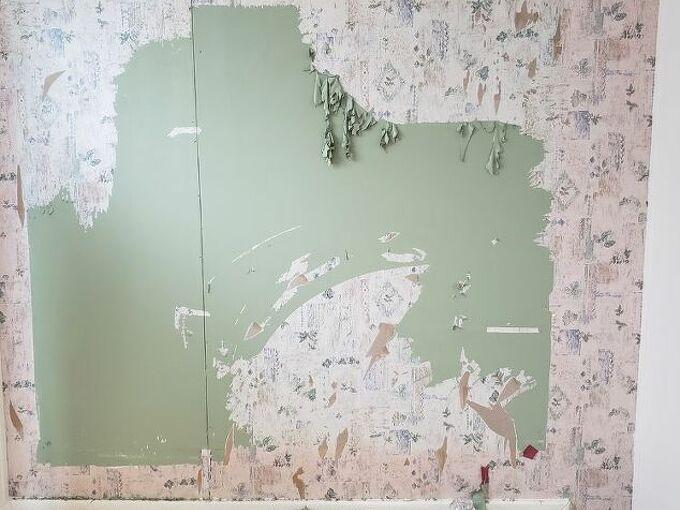 q remove the wallpaper