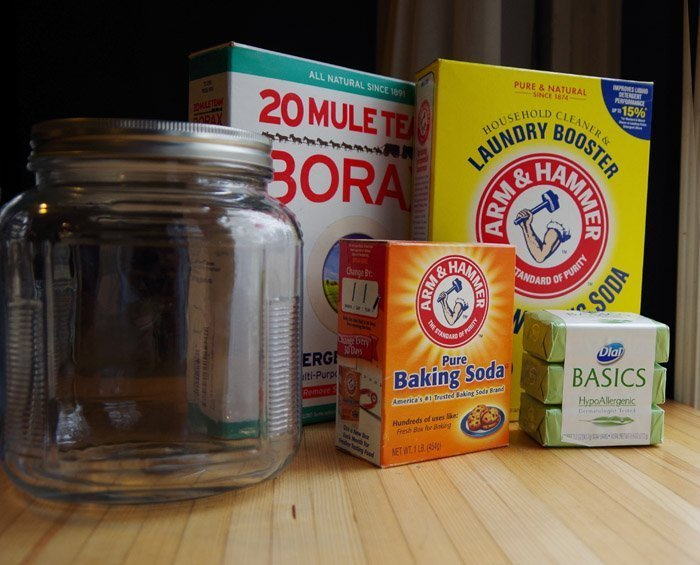 green hypoallergenic recipe for laundry detergent easy and cheap