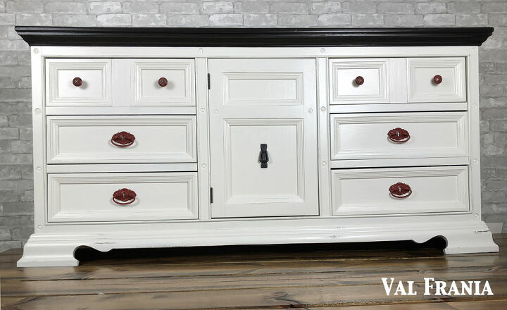 from dresser to dining room buffet