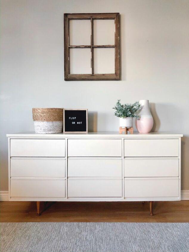 painting laminate furniture dresser