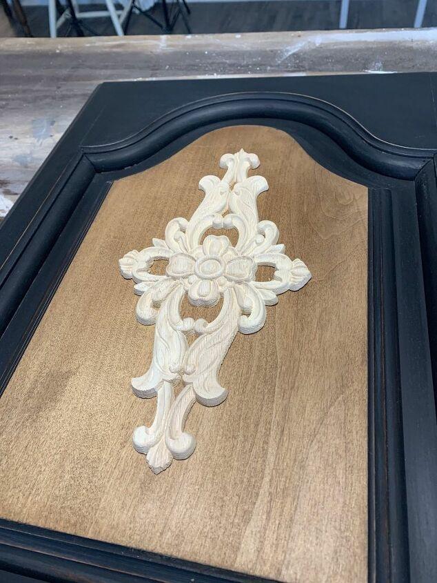 Wood Applique