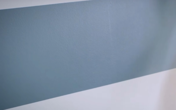 How to Correctly Apply Painter's Tape for Perfect Straight Lines