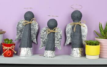 DIY Angel Ornaments for Christmas
