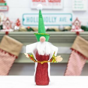 Make adorable gnomes from bottles!