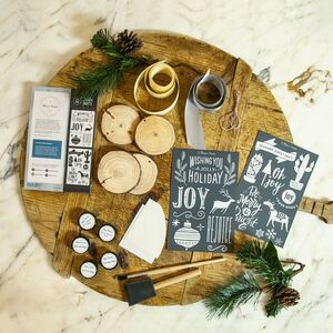 Make your own custom gift wrap
