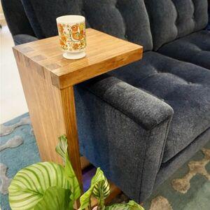 Build a sofa c table