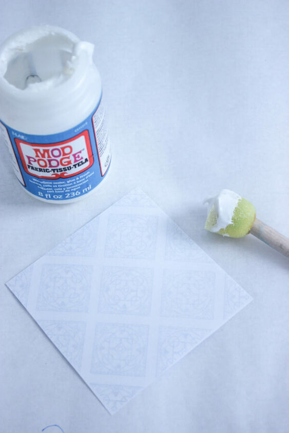 how to make coasters from tiles