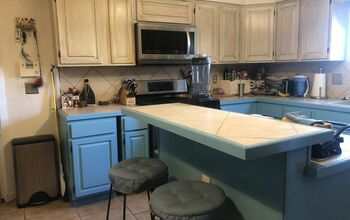 $125.00 Kitchen Makeover