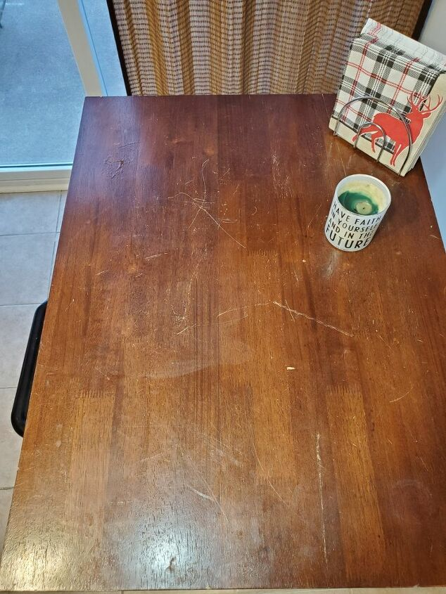 q how should i paint this table