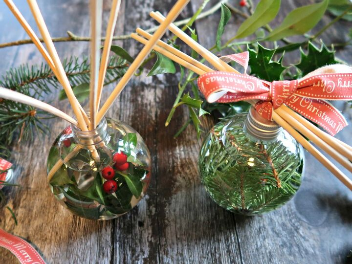 s 15 diy gifts you can still make today but actually, Mix up an aromatic holiday diffuser