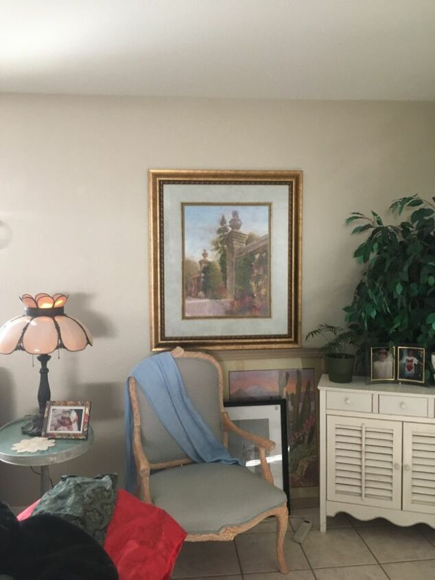 mock fireplace and mantel