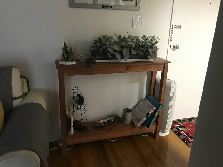 q any ideas with this piece of furniture