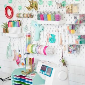 Organize your craft room with these brilliant tricks