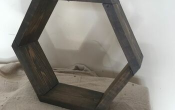 Hexagon Shelf/Planter