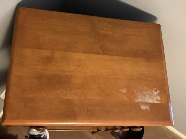 q how can i give life to this old dresser