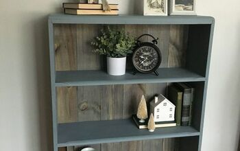 A New Look for an Old Bookcase