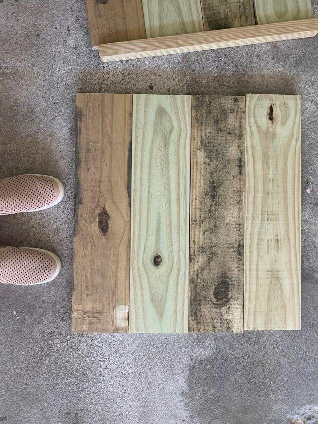 diy large wooden planter