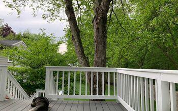 DIY Deck Refresh