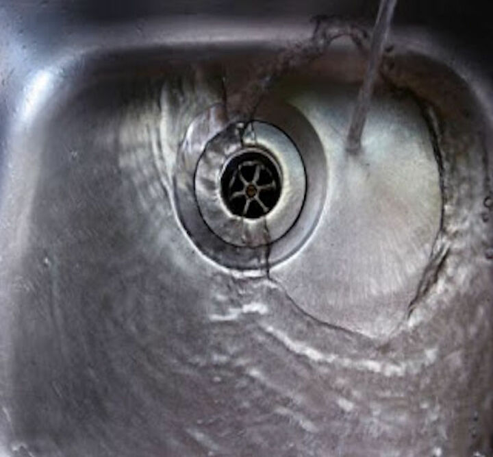 ways to unclog a kitchen sink drain