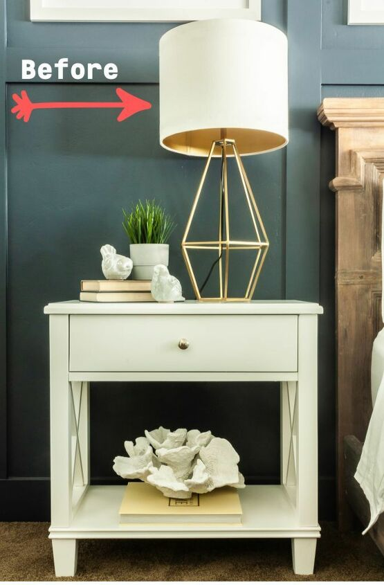 revamp a lamp adding designer style for a fraction of the cost