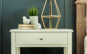 Revamp a Lamp - Adding Designer Style for a Fraction of the Cost