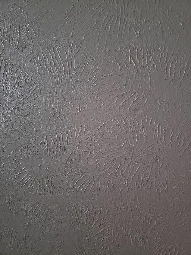q matching wall texture