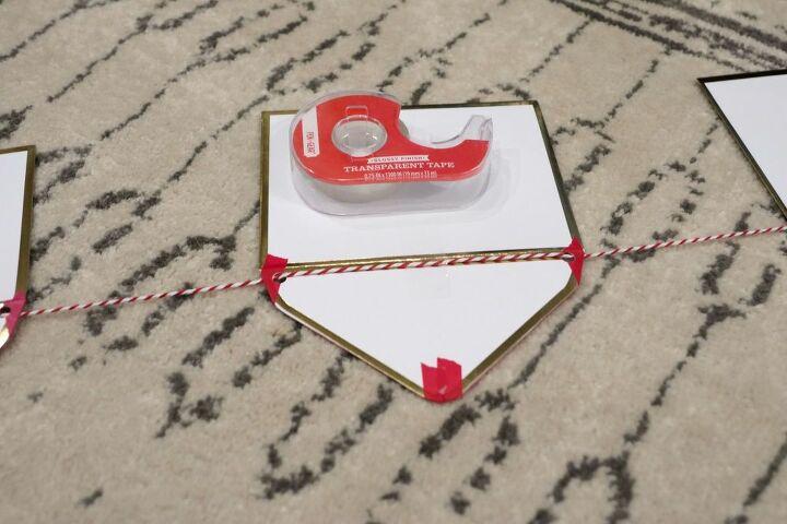 diy valentine s day envelope garland