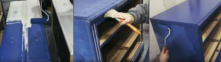 dresser makeover diy drawer handles diy chalk paint