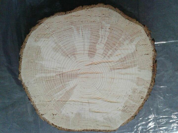 Wooden Round
