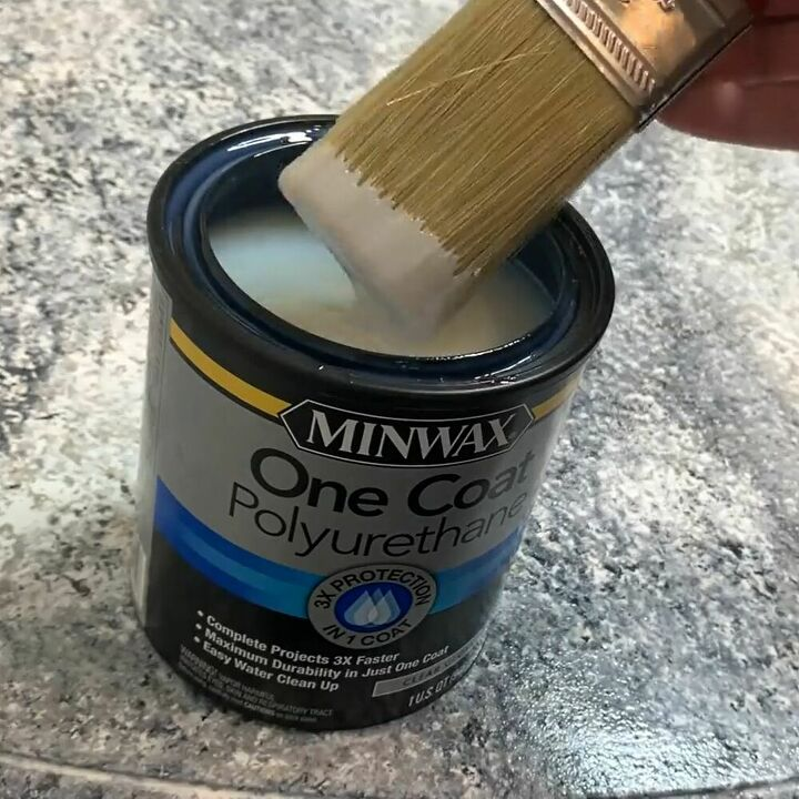 How To Create The Perfect Faux Granite Look On A Budget Hometalk