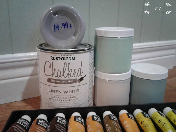 Creating Custom Chalk Paints