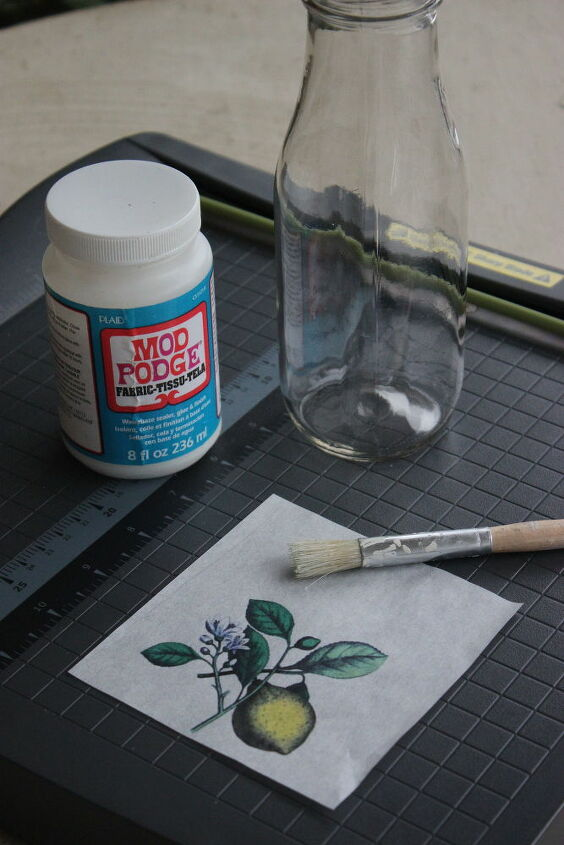 how to make flowers vases using starbuck frappuccino bottles