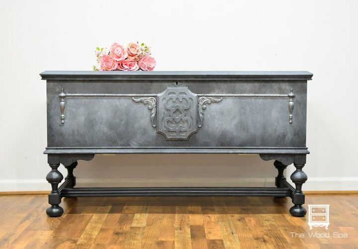 s 10 of our favorite ways to paint that old piece, This smokey style