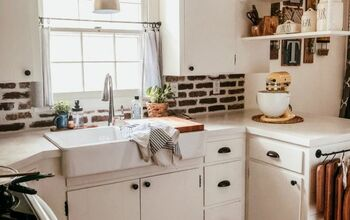 DIY Breakfast Bar Cabinet