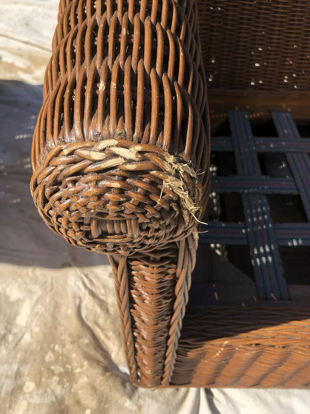 trash to treasure chairs