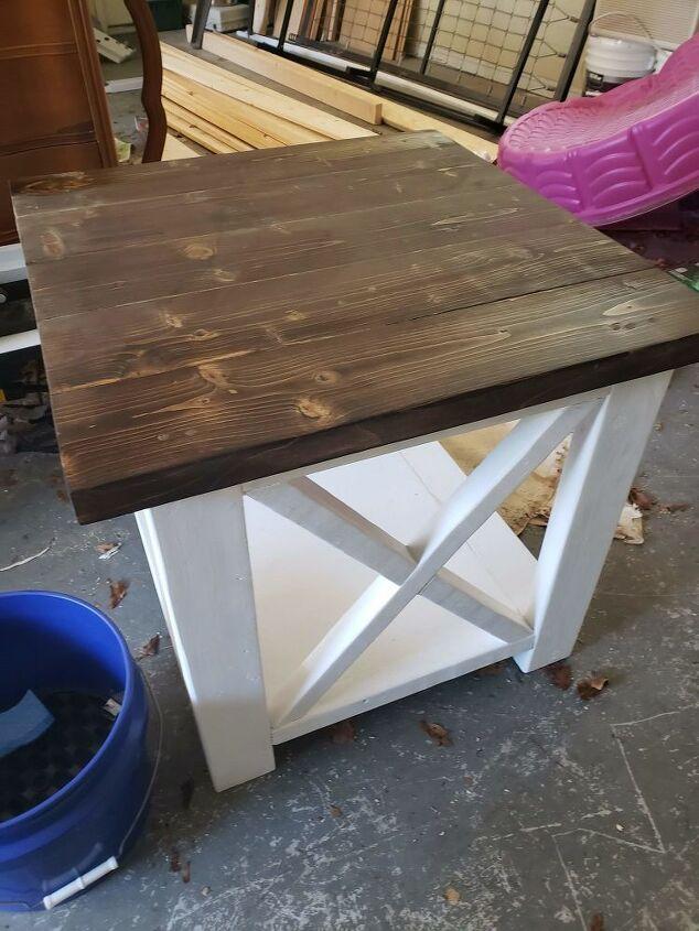diy rustic farmhouse tables