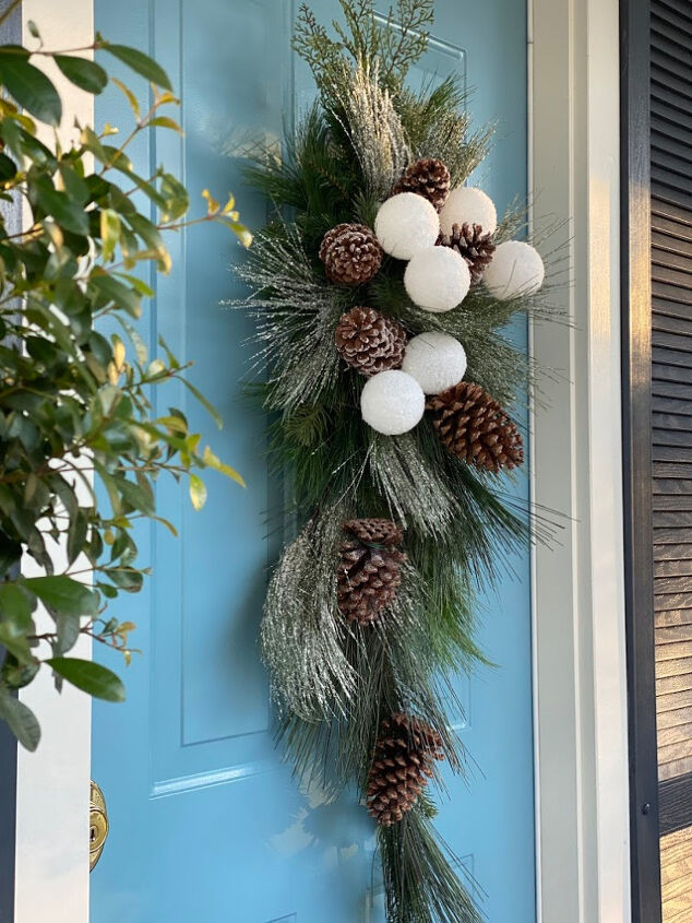 don t leave your front door naked after christmas