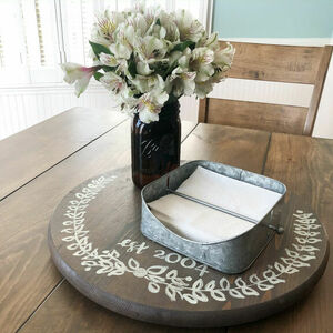 Hostess-Approved Lazy Susan
