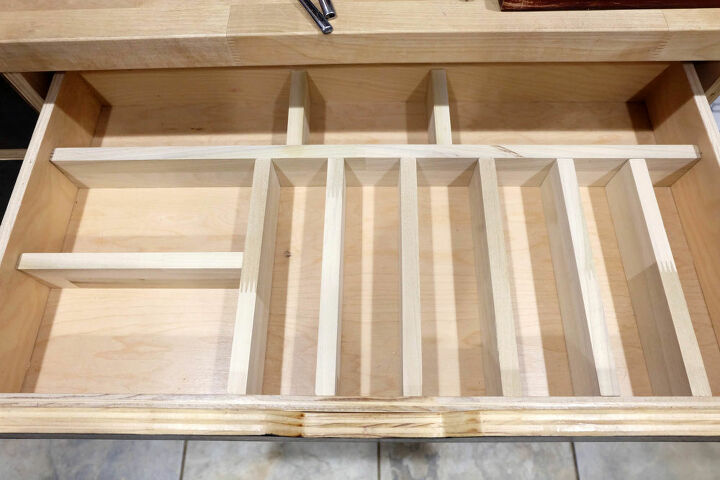 organize drawer divider diy