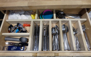 Organize:  Drawer Divider DIY