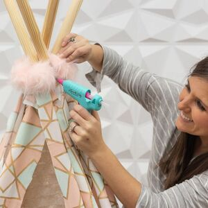 Little princess playroom teepee