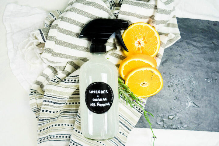 diy non toxic all purpose cleaner