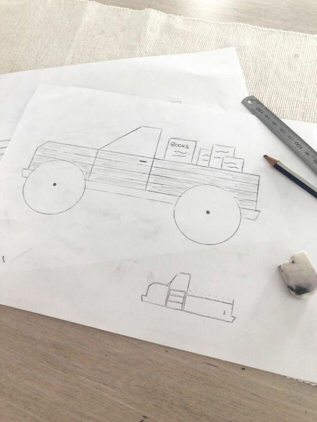 Rough sketch of my idea.