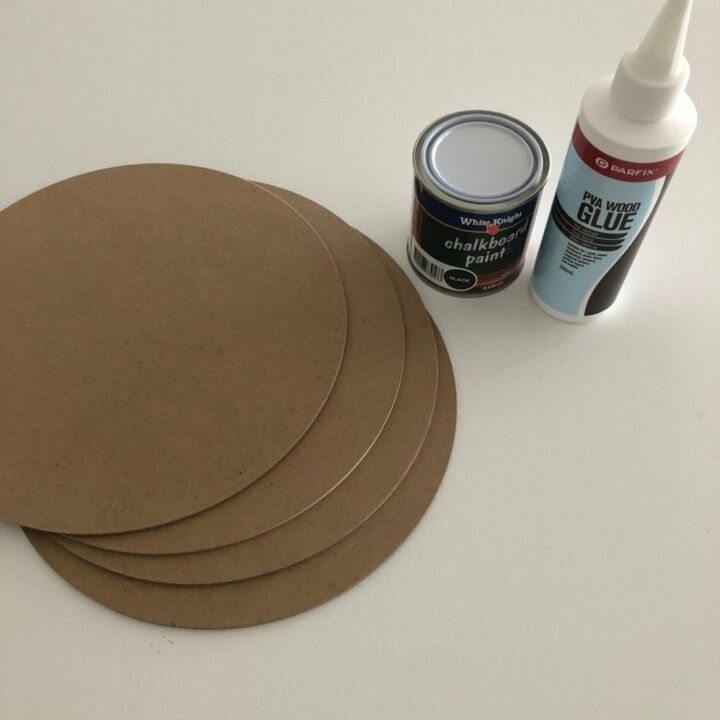 Mdf placemat boards for the wheels